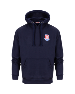 Essentials Hooded Sweat - Navy