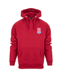 Essentials Hooded Sweat - Red