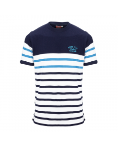Ocean Adult Striped T-Shirt