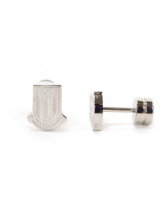 Crest Stud Earring- SINGLE