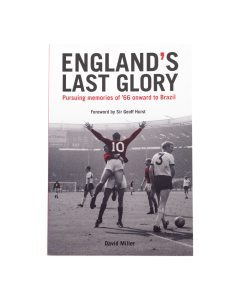 Englands Last Glory Book