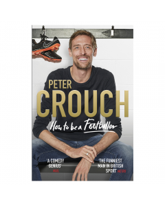 How to be a Footballer Book (paperback)