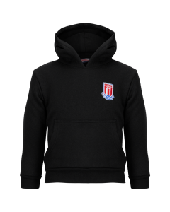 Essential Junior hooded sweat - Black