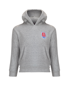 Essential Junior hooded sweat - Grey