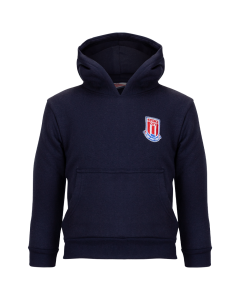 Essential Junior hooded sweat - Navy