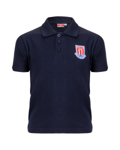 Essentials Junior Polo Shirt - Navy