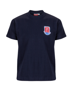 Essentials Junior T-shirt - Navy
