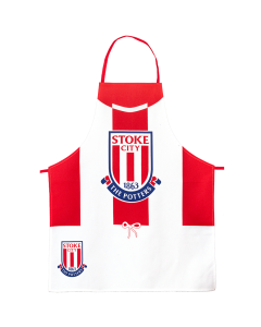 Kit striped Apron
