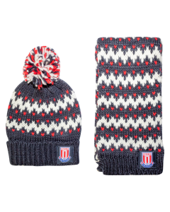 Mammouth Junior Hat and Scarf Set