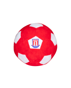 Plush Football RED Size 3