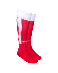 2020/21 Junior Home Sock Red