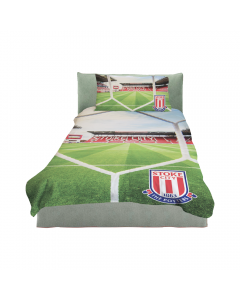 Stadium Print Single Duvet