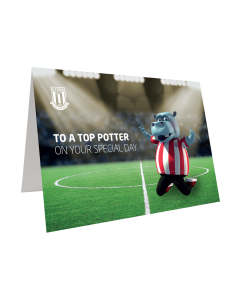 Top Potter Card