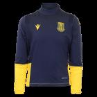 2020/21 Junior Training 1/4 zip Sweatshirt