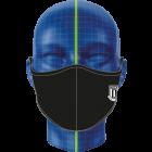 Black Stoke City Face Covering
