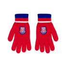Jack Knit Gloves RED ADULT