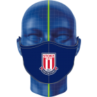 Stoke City Face Covering
