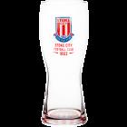 TEXT Pilsner Glass