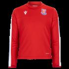 2019/20 Junior Crew Neck Sweater - Red