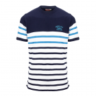 Ocean Adult Striped T-Shirt