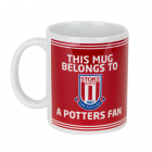 Hands Off Mug