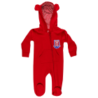 Jude Hooded Sleepsuit
