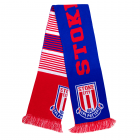 Kelvin Stoke city Striped Scarf