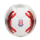 Rotary Soft Touch Football WHITE/RED Size 5