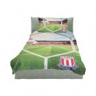 Stadium Print Single Duvet