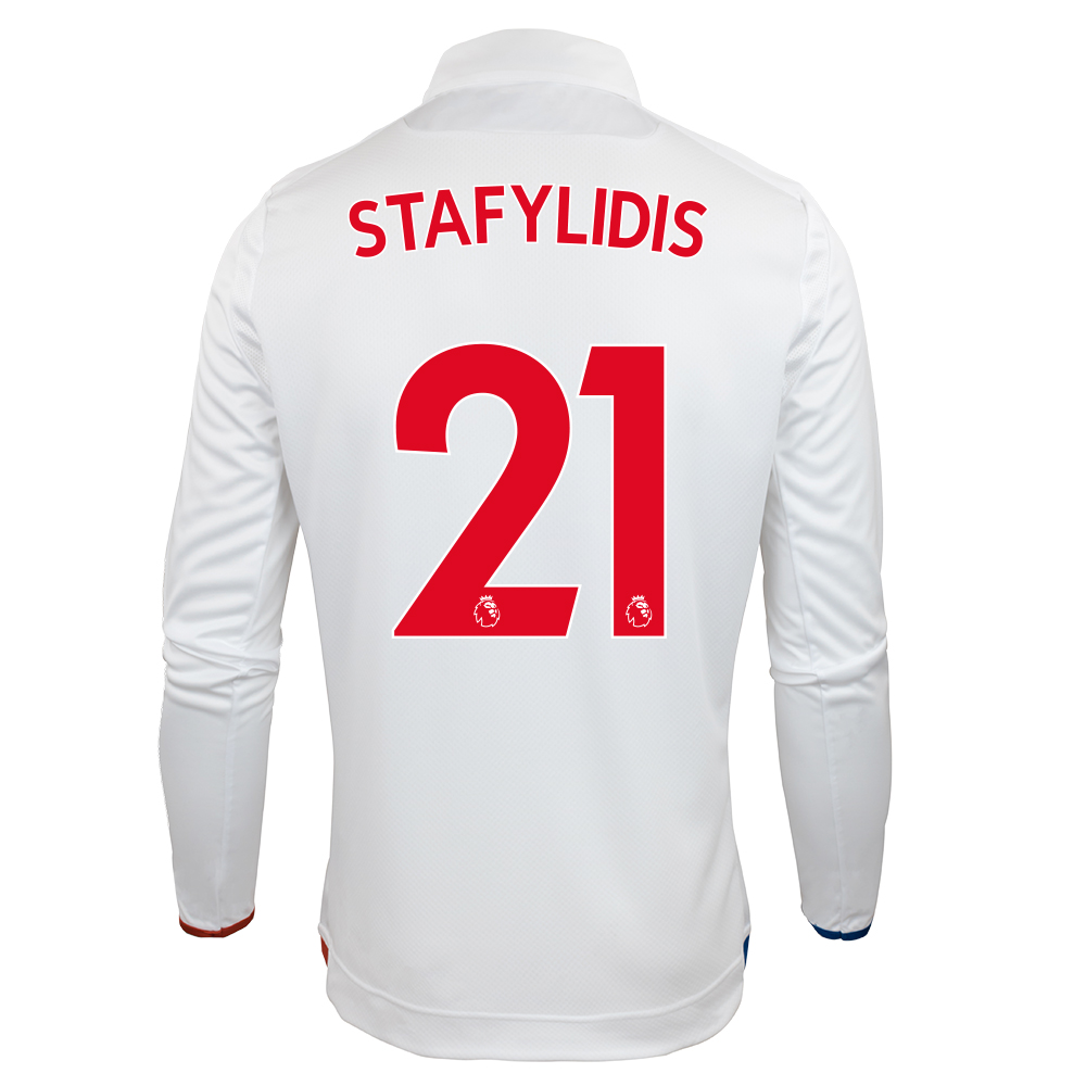 2017/18 Adult Third LS Shirt - Stafylidis