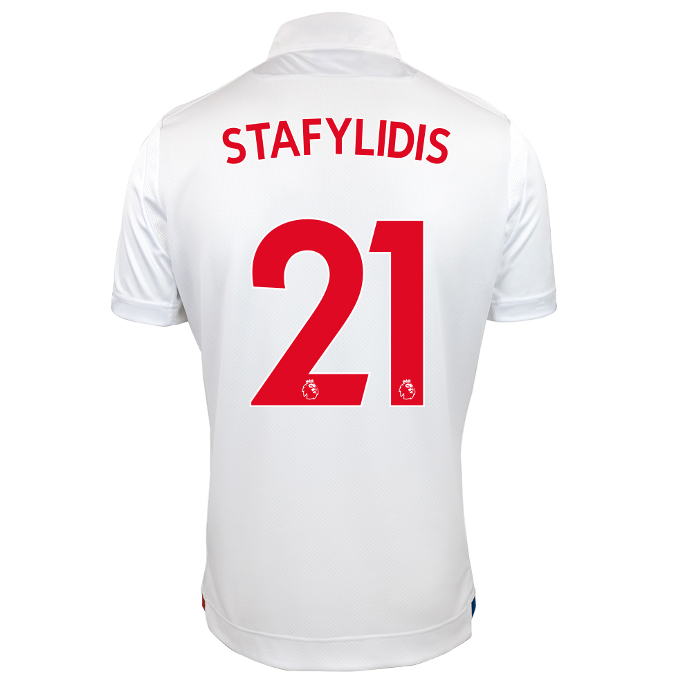 2017/18 Junior Third SS Shirt - Stafylidis