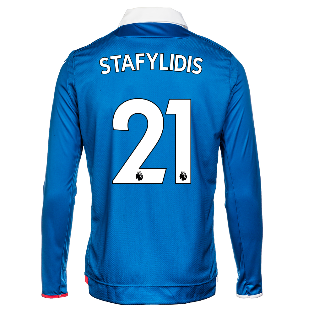 2017/18 Adult Away LS Shirt - Stafylidis