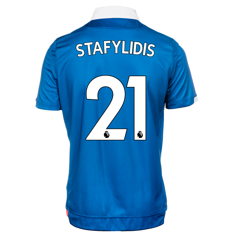 2017/18 Junior Away SS Shirt - Stafylidis