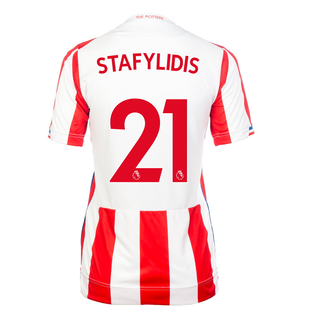 2017/18 Ladies Home Shirt - Stafylidis