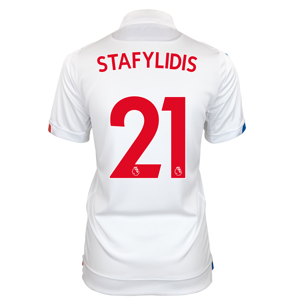 2017/18 Ladies Third Shirt - Stafylidis