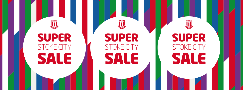 Super Stoke City Sale