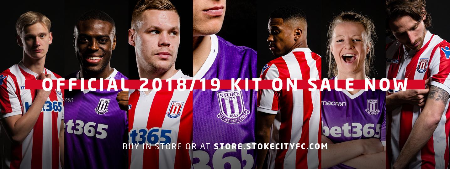 2018/19 New Kit